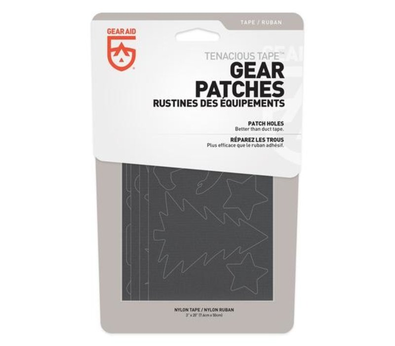Gear Patches