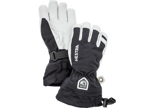 Hestra Army Leather Heli Ski Jr