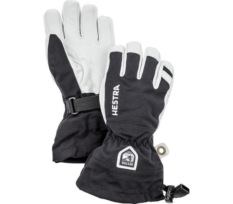 Army Leather Heli Ski Jr