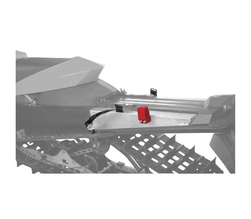 Metal Ski Rack System
