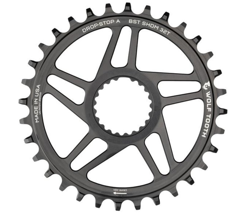 Direct Mount Chainring Shimano 12 speed