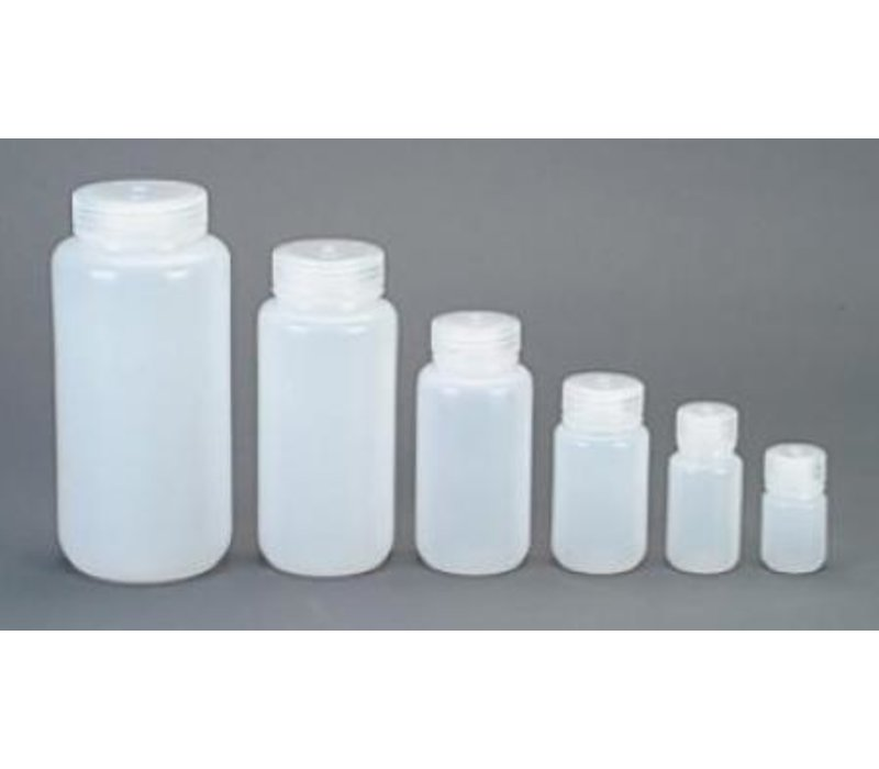 Wide Mouth Storage Bottle Round