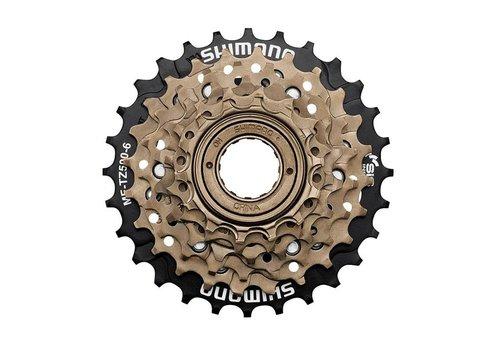 Shimano Freewheel MF-TZ20 6sp 14-28
