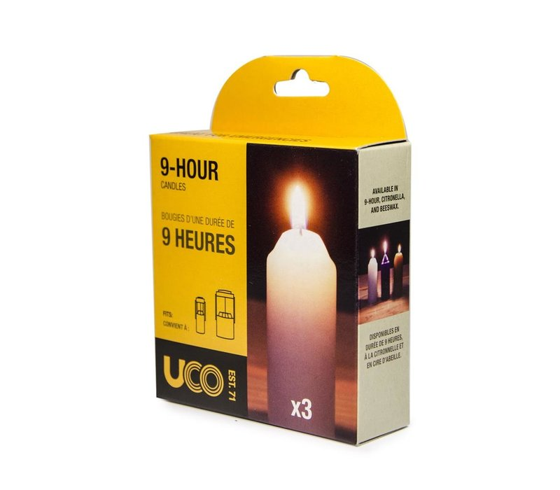 Replacement Candles 3 Pack