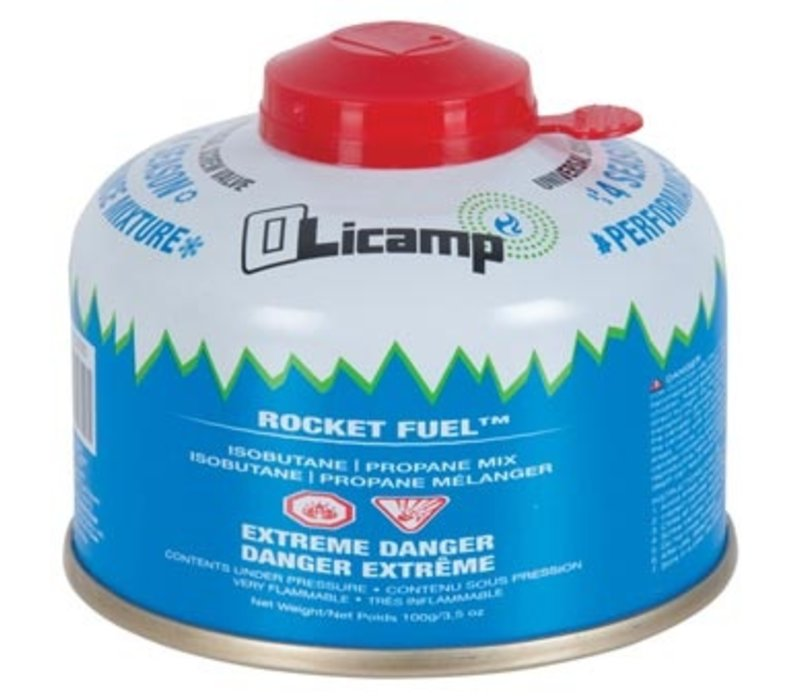 Rocket Fuel Stove Canister