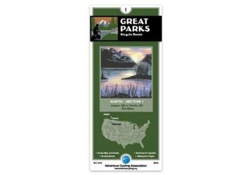 ACA Great Parks North 1 Map