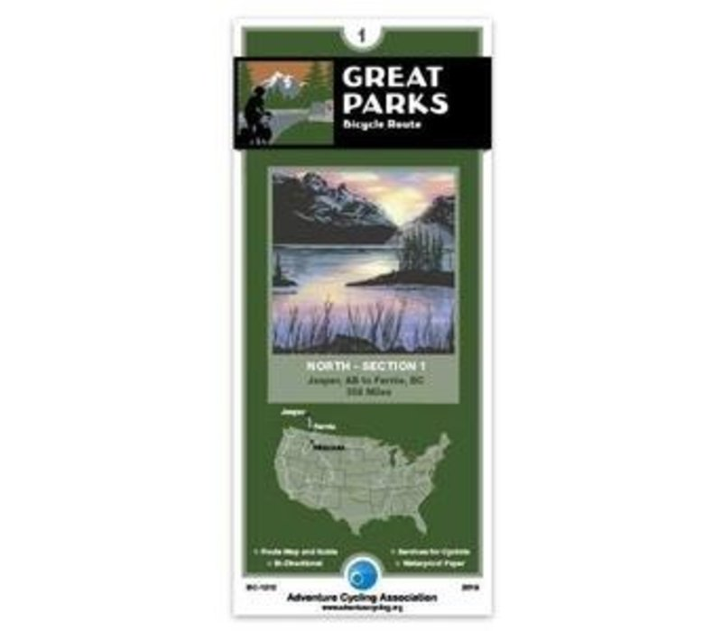 Great Parks North 1 Map