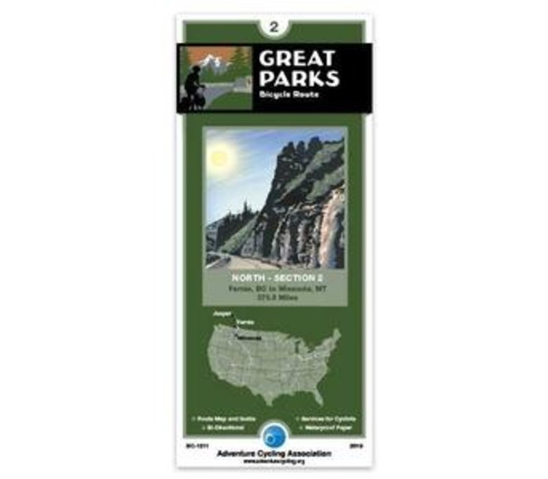 Great Parks North 2 Map