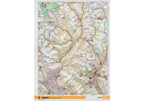 BRMB 1:65,000 Topo Map