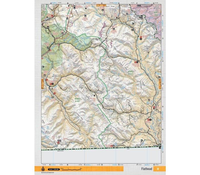 1:65,000 Topo Map