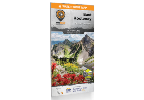 BRMB East Kootenay BC map