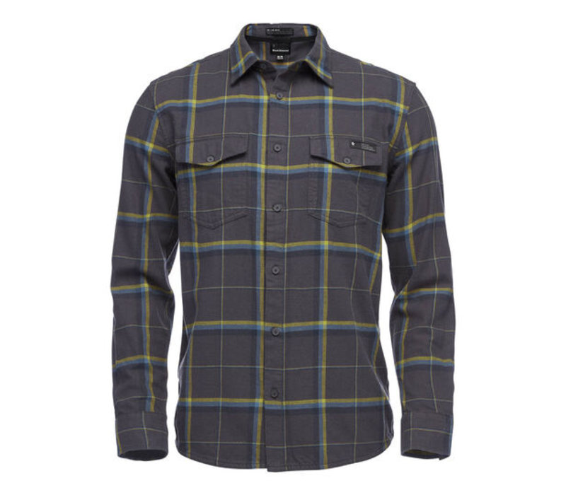 Valley LS Flannel Shirt