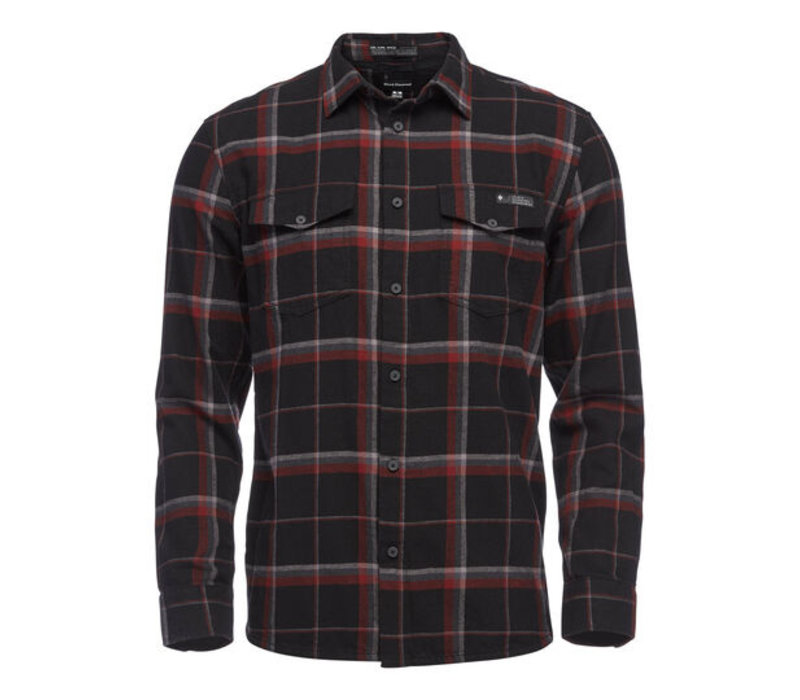 M's Valley LS Flannel Shirt