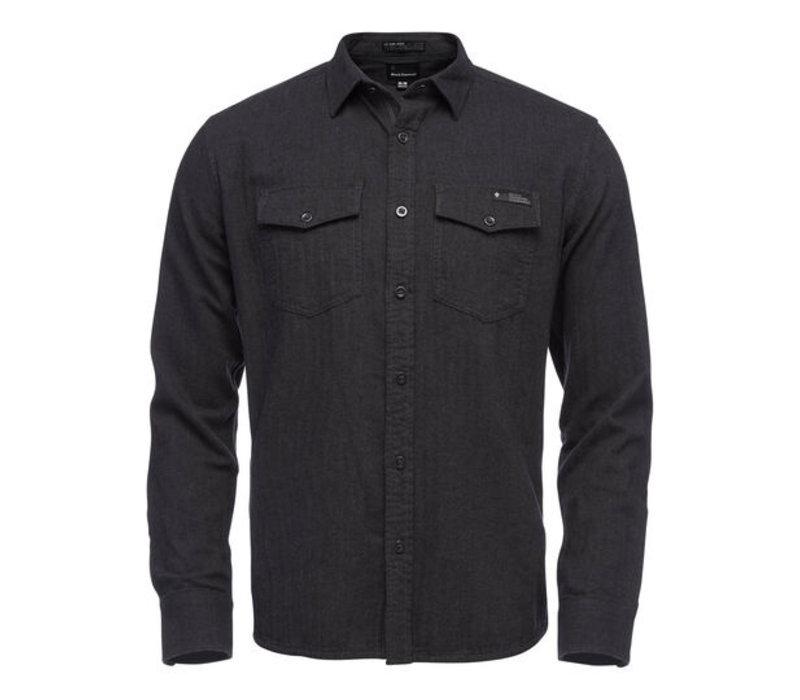 M's Sentinel LS Flannel Shirt
