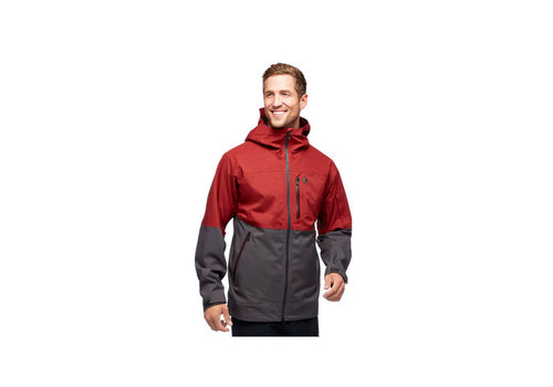 Black Diamond M's Boundary Line Mapped Jacket