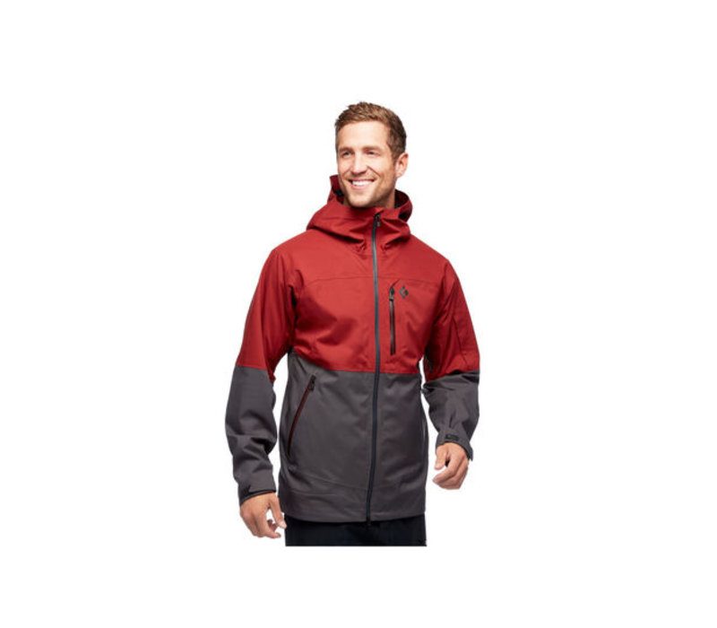 M's Boundary Line Mapped Jacket