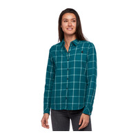 W's Serenity LS Flannel Shirt