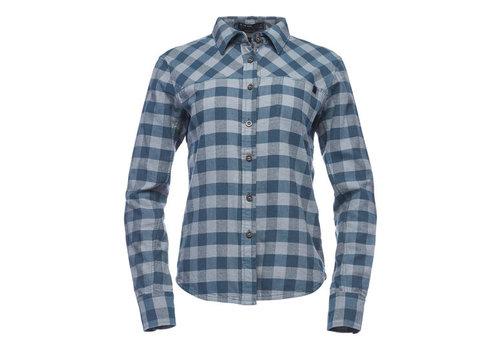 Black Diamond W's Spotter LS Flannel Shirt