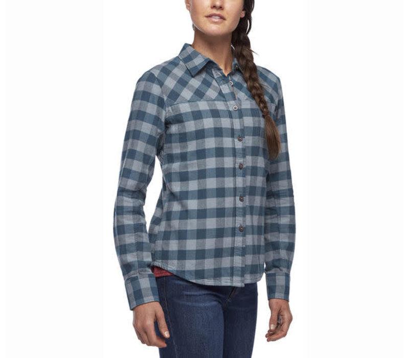 W's Spotter LS Flannel Shirt