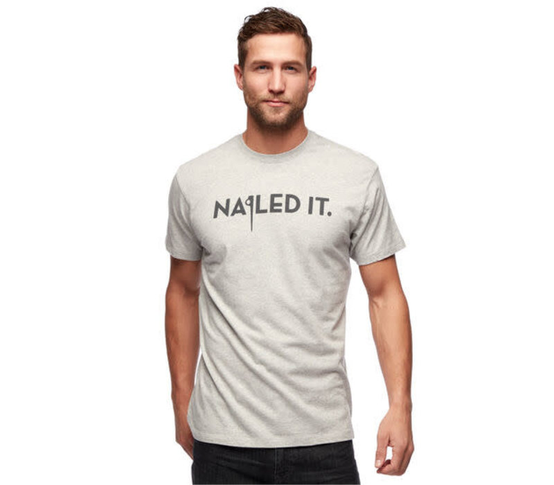 M's SS Nailed It Tee