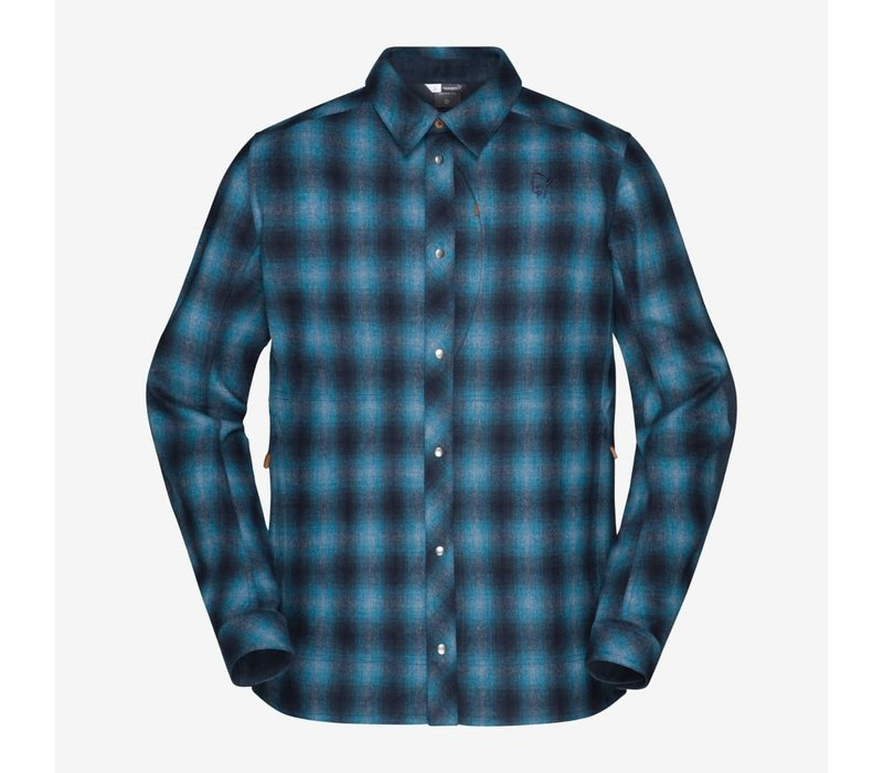 M's tamok Wool Shirt