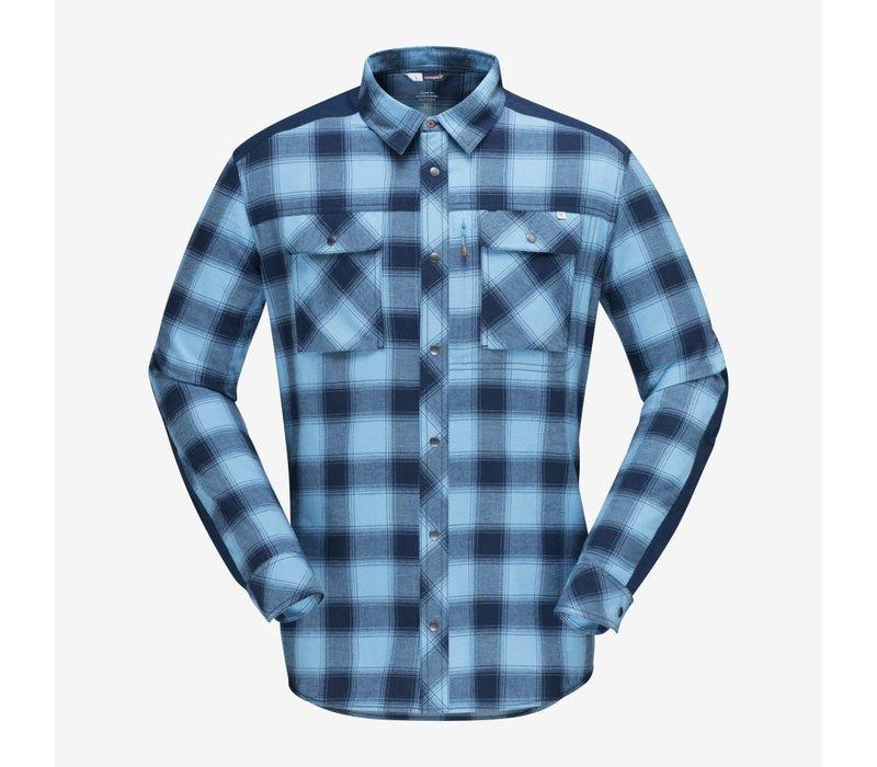 M's svalbard Flannel Shirt