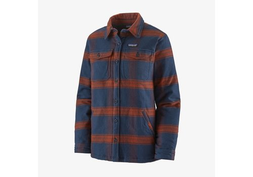 Patagonia W's Insulated Fjord Flannel