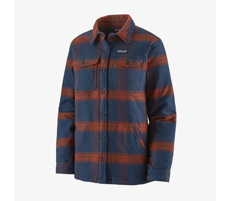 W's Insulated Fjord Flannel