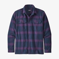 M's L/S Fjord Flannel