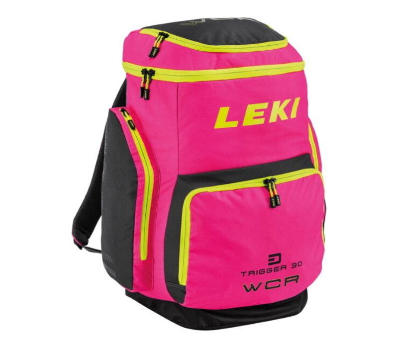 Ski Boot Bag WCR 85L Pink