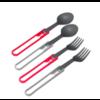 MSR Utensil Set 4pc SpoonForks