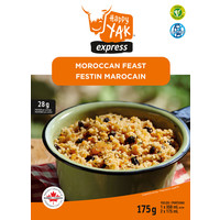 Express Moroccan Feast