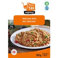 Express Teriyaki Rice