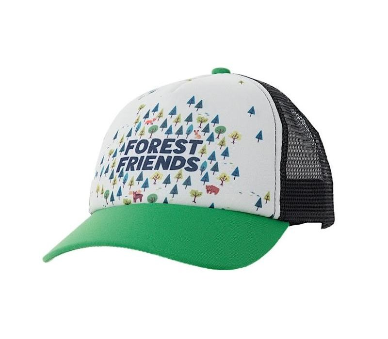Forest Friends Kids Hat