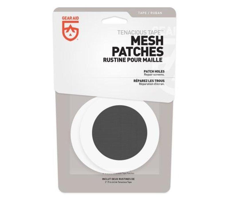 "Tenacious Tape Mesh Patches 3"""