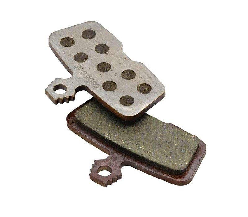 Brake Pads Organic Aluminum