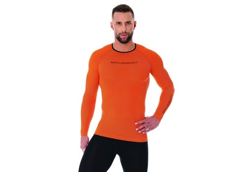 Brubeck M's 3D Run Pro Long Sleeve