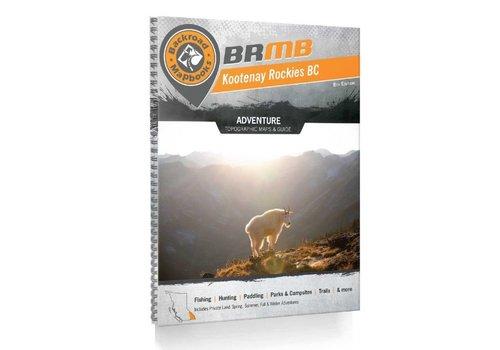 BRMB Kootenay Rockies BC Mapbook