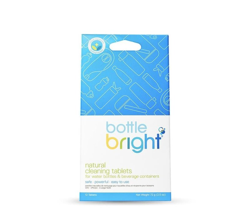 Bottle Bright Tablets (12)