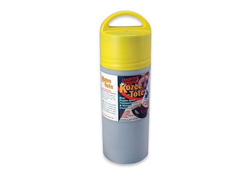 Counter Assault Kozee-Tote Bear Spray Storage Container