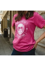 Bella Canvas Pink Skull - Tee