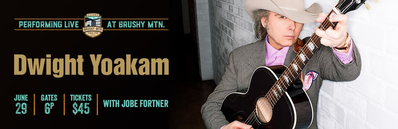 Dwight Yoakam Live at Brushy July 29, 2019
