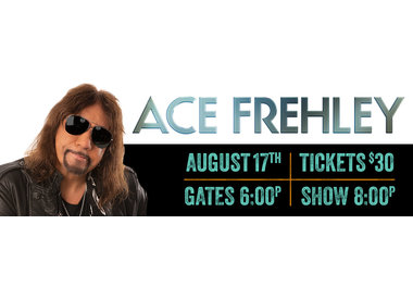 LIVE at Brushy: Ace Frehley