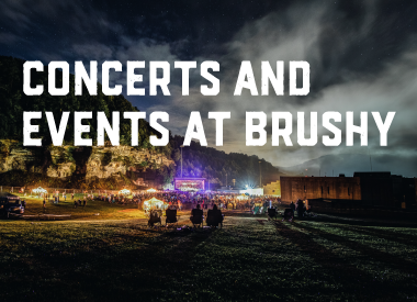 Events at Brushy