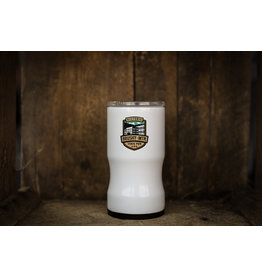 Urban Peak 12 oz White 3-in-1 Insulator w Color Logo