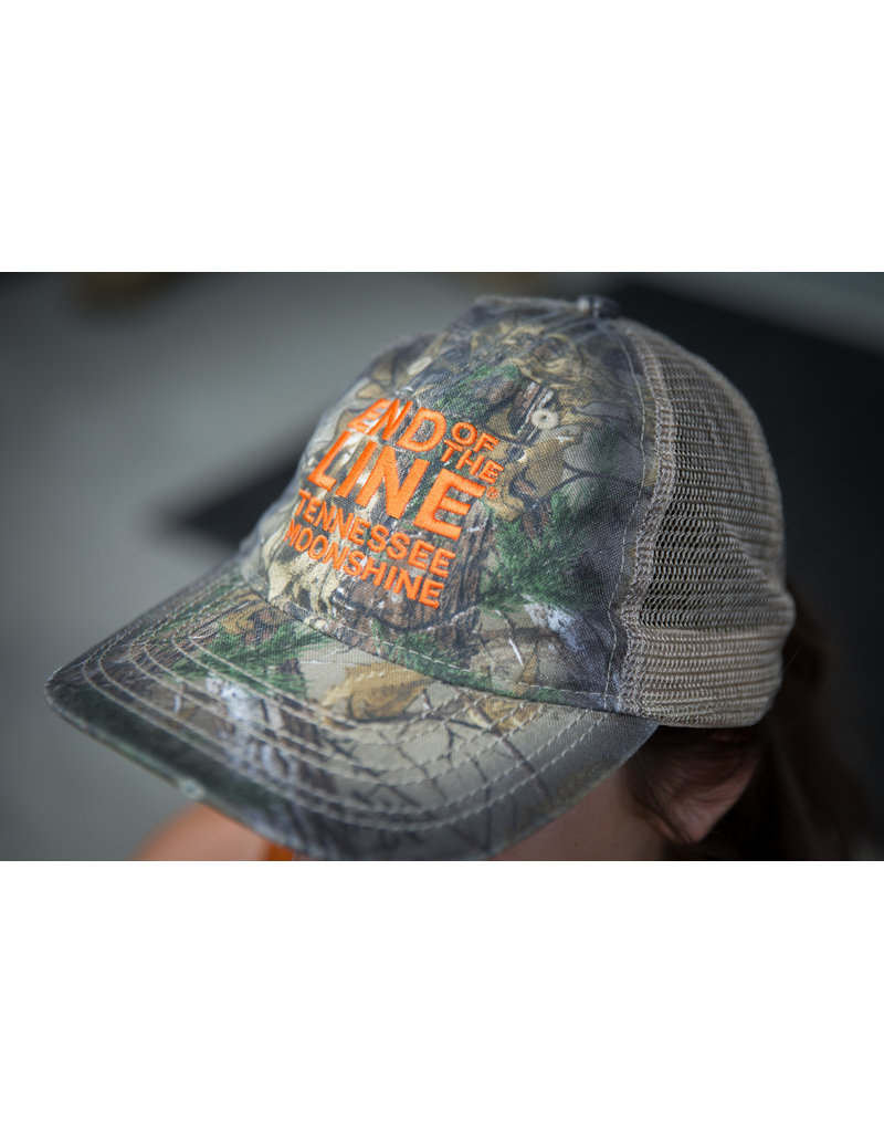 Outdoor Cap End of the Line - Hat - Realtree Edge/Khaki