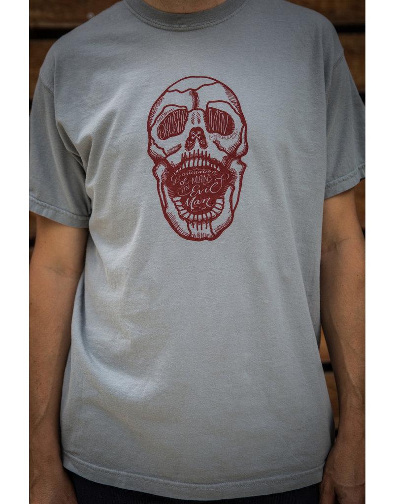 Comfort Colors tee Skull Damnation / SS