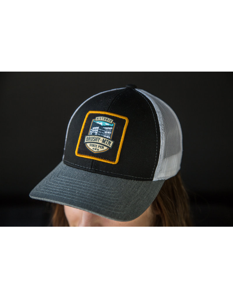 Outdoor Cap Snap Back Patch Logo Hat