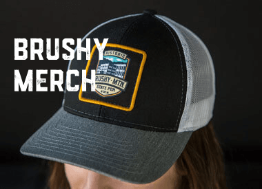 Brushy Merch