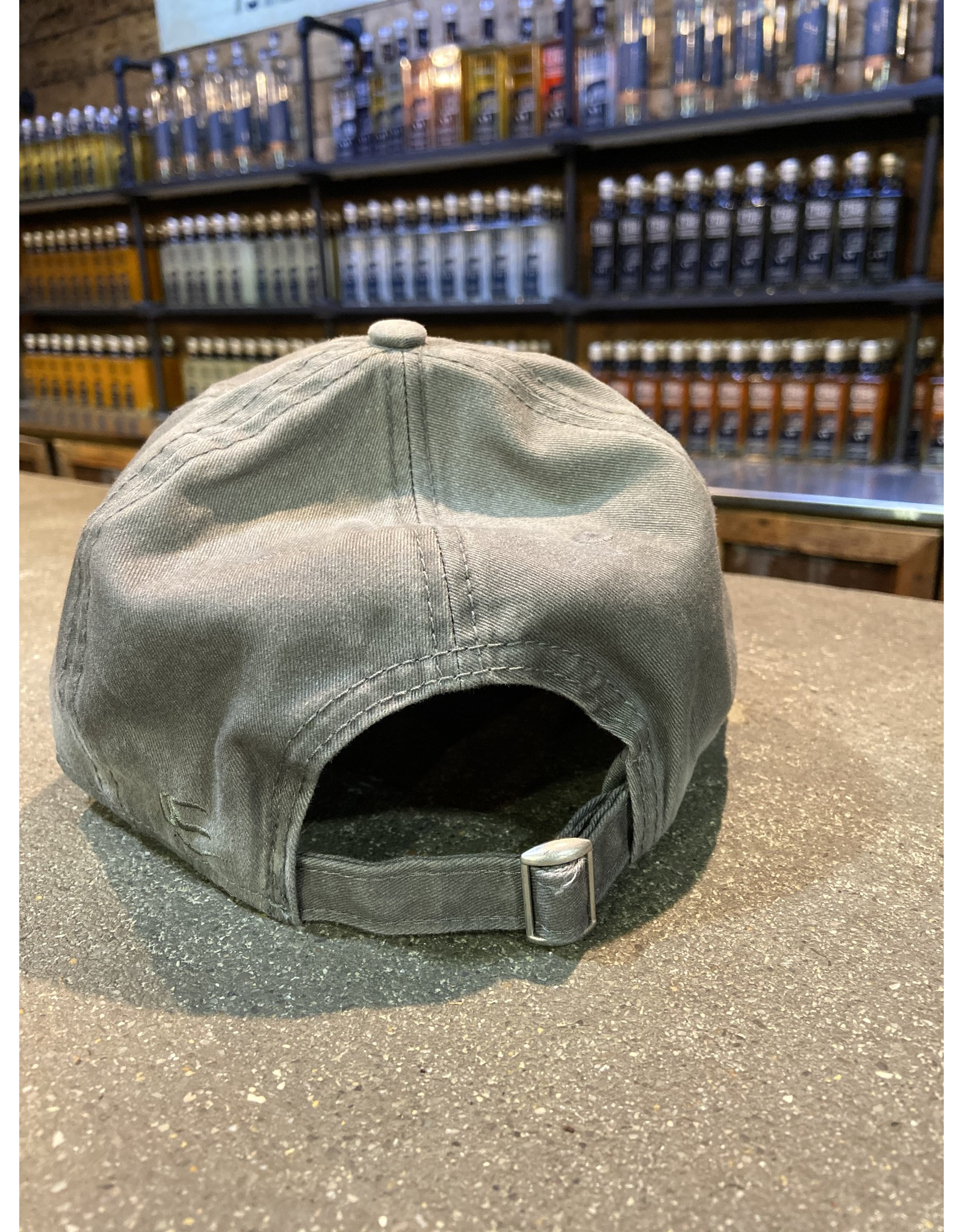 Outdoor Cap 1896 Charcoal Keys Hat